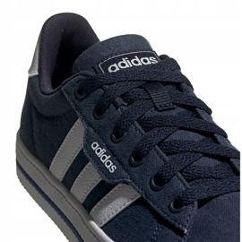 Adidas Daily 3.0 Jr FX7268 shoes black navy blue 2