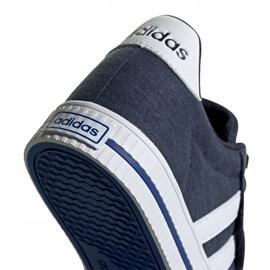 Adidas Daily 3.0 Jr FX7268 shoes black navy blue 3