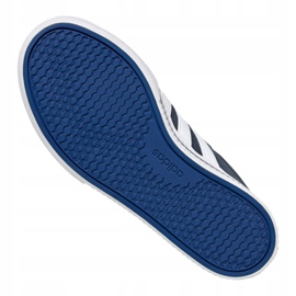 Adidas Daily 3.0 Jr FX7268 shoes black navy blue 4