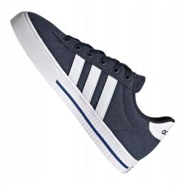 Adidas Daily 3.0 Jr FX7268 shoes black navy blue 5