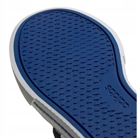 Adidas Daily 3.0 Jr FX7268 shoes black navy blue 6