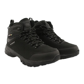 American Club American trekking Softshell boots with a membrane black 4