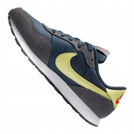 Nike Md Valiant Jr CN8558-400 shoes white multicolored 5