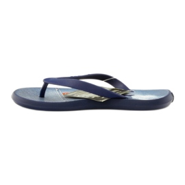 Navy blue flip flops children shoes flip-flops Rider 1307 2