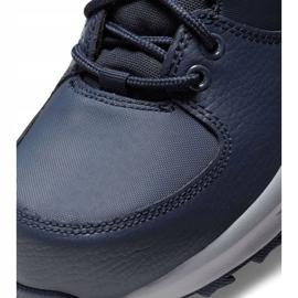 Nike Manoa Ltr Jr BQ5372-400 shoes black navy blue 1