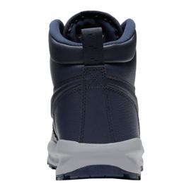 Nike Manoa Ltr Jr BQ5372-400 shoes black navy blue 2