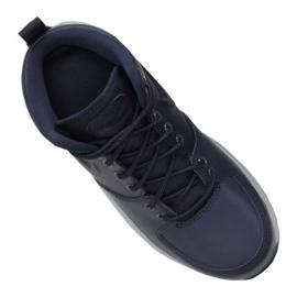 Nike Manoa Ltr Jr BQ5372-400 shoes black navy blue 3