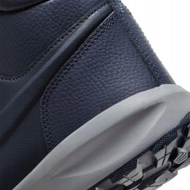 Nike Manoa Ltr Jr BQ5372-400 shoes black navy blue 6