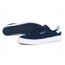 Shoes adidas 3MC M B22707 white navy blue 1