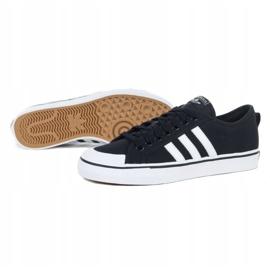 Adidas Nizza M CQ2332 shoes white black 1
