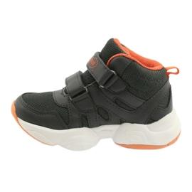 Befado children's shoes 516X050 orange grey 2
