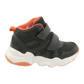 Befado children's shoes 516X050 orange grey 1
