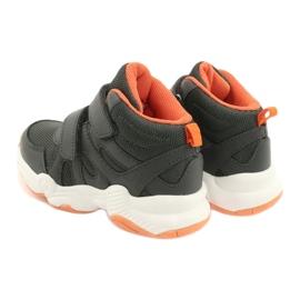 Befado children's shoes 516X050 orange grey 5