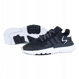 Adidas Nite Jogger Jr EE6481 shoes black 1