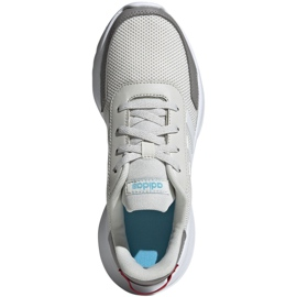 Adidas Tensaur Run K Jr EG4130 shoes beige red grey 1