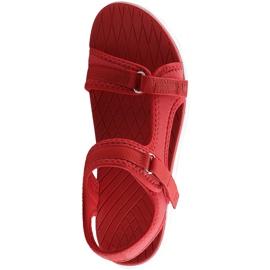 Women's sandals 4F red H4L20 SAD001 62S 1