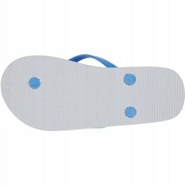 Slippers for girls 4F fuchsia HJL20 JKLD001 55S pink 2
