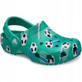 Crocs kids Classic Sport Ball Clog Ps green 206417 3TJ 3