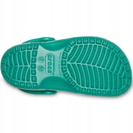 Crocs kids Classic Sport Ball Clog Ps green 206417 3TJ 5