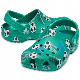 Crocs kids Classic Sport Ball Clog Ps green 206417 3TJ 2