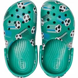 Crocs kids Classic Sport Ball Clog Ps green 206417 3TJ 1