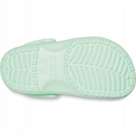 Crocs kids Classic Butterfly Charm Clg Ps green 206179 3TI 4