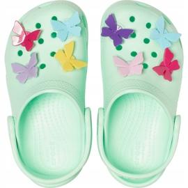 Crocs kids Classic Butterfly Charm Clg Ps green 206179 3TI 1
