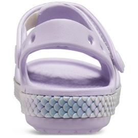Crocs children's sandals Crocband Imagination Sandal Ps purple 206 145 530 violet 3