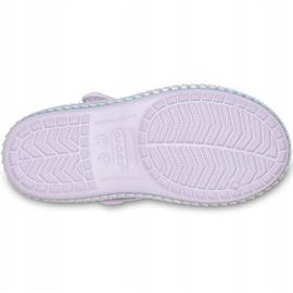Crocs children's sandals Crocband Imagination Sandal Ps purple 206 145 530 violet 4