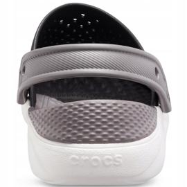 Crocs Kids LiteRide Clog Kids black and white 205 964 066 4