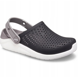 Crocs Kids LiteRide Clog Kids black and white 205 964 066 3