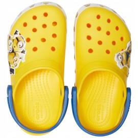 Crocs kids Fl Minions Multi Clg Kids yellow 205 512 730 1