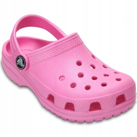 Crocs for kids Crocband Classic Clog K Kids pink 204536 6I2 3