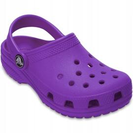 Crocs for children Crocband Classic Clog K Kids purple 204536 57H violet 3