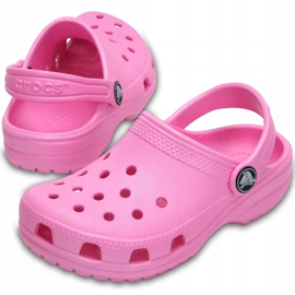 Crocs for kids Crocband Classic Clog K Kids pink 204536 6I2 2