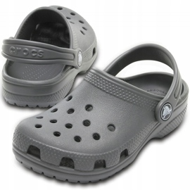 Crocs for children Crocband Classic Clog K Kids gray 204536 0DA grey 2