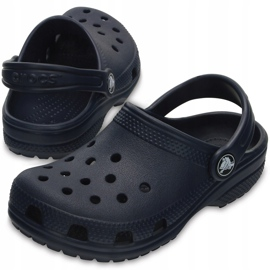 Crocs for children Crocband Classic Clog K Kids navy blue 204536 410 1