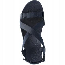 Women's sandals 4F garnet H4L20 SAD002 31S navy 1