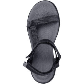 Kappa Mortara gray women's sandals 242817 1614 grey 1