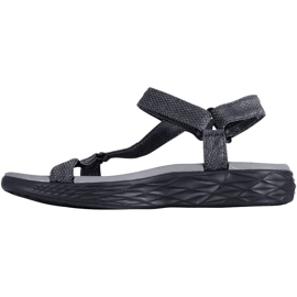 Kappa Mortara gray women's sandals 242817 1614 grey 2