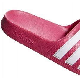 Adidas Adilette Aqua K pink slippers for children EF1749 3