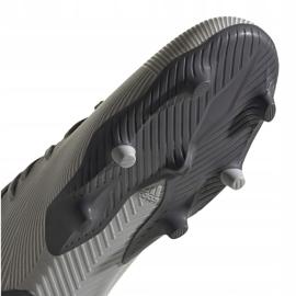 Adidas Nemeziz 19.3 Fg soccer shoes gray EF8287 grey grey 5