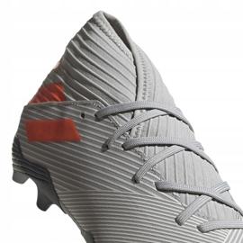 Adidas Nemeziz 19.3 Fg soccer shoes gray EF8287 grey grey 3