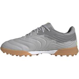 Adidas Copa 20.3 Tf EF8340 football boots grey grey 2
