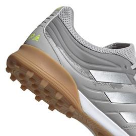 Adidas Copa 20.3 Tf EF8340 football boots grey grey 4