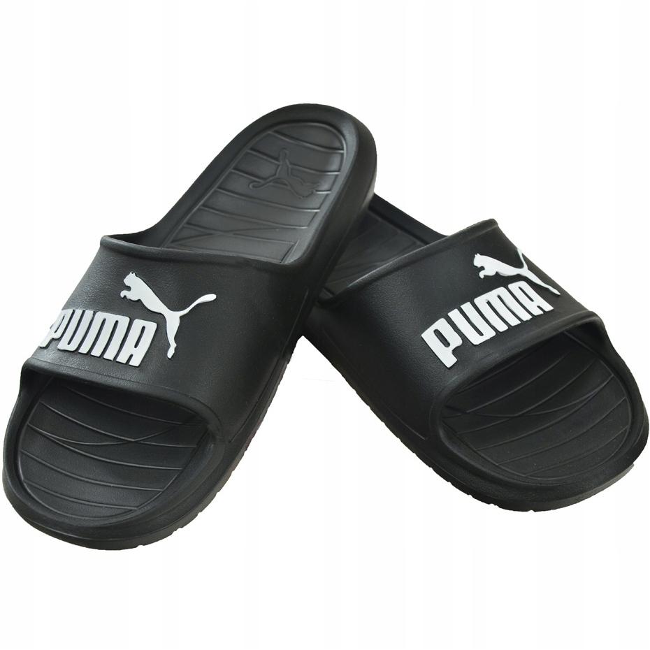 Puma Divecat v2 slippers Puma black 369400 01 - KeeShoes
