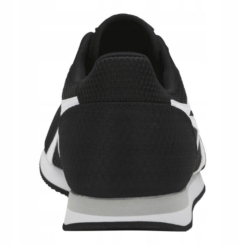 Asics Curreo Ii HN7AO-9001 men's running shoes black - KeeShoes