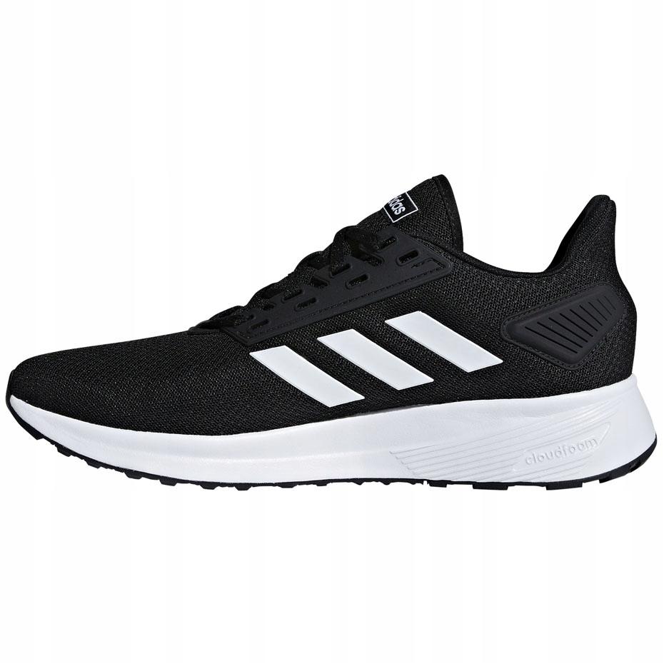 Adidas Duramo 9 men's running shoes black BB7066