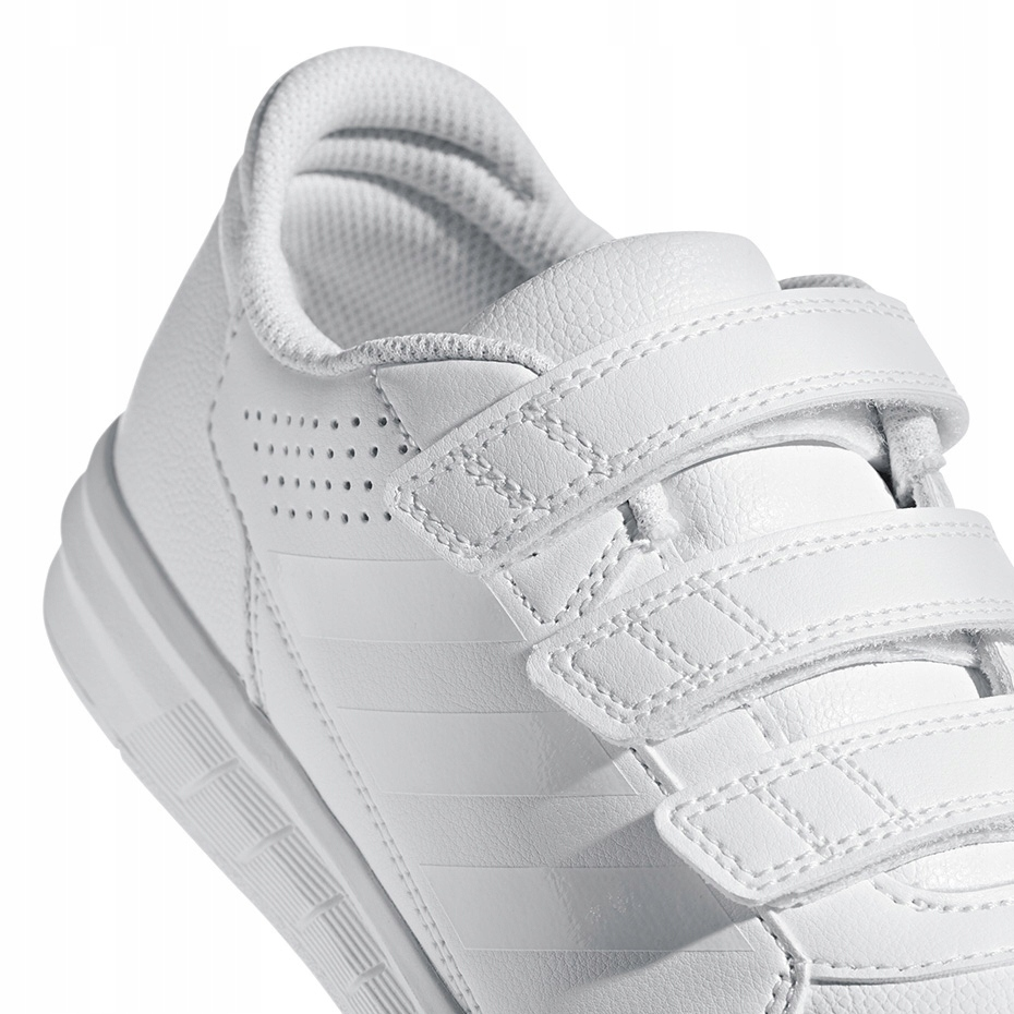Muñeco de peluche Kosciuszko Tacto  Adidas Alta Sport Cf K BA9524 children's shoes white - ButyModne.pl