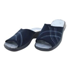 Befado women's shoes pu 442D147 blue 3
